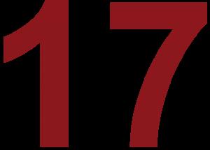 17-number